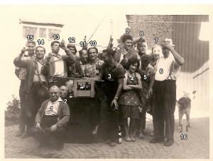 1958-1961 Gobs Feier Nr