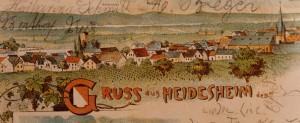 Kopiert aus Historisches  Heidesheim